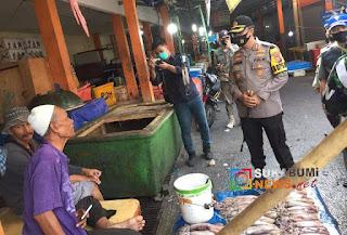 Kapolres Sukabumi, AKBP M Lukman Syarif
