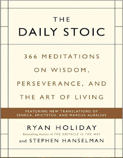 The Daily Stoic- 366 Meditations on Wisdom, Perseverance, and the Art of Living