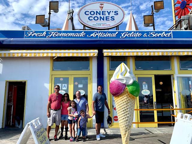 the best ice cream in coney island