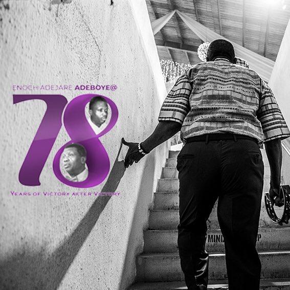 Pastor Adeboye appreciates God for new age, declares 78 hours marathon praise