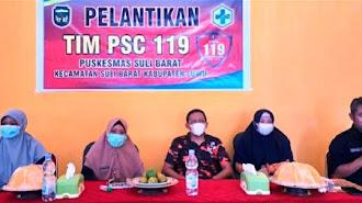 PSC 119 Luwu Gelar Bakti Sosial Hingga ke Pelosok