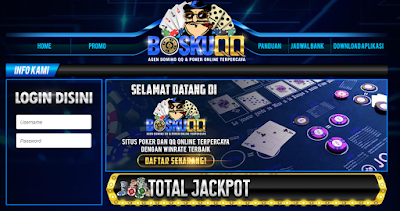 BoskuQQ | Bandar Poker Pkv Uang Asli