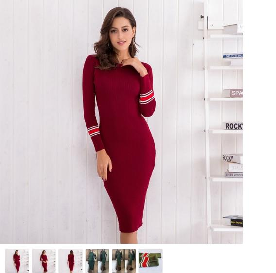 UK Women Ladies Short sleeve Knitted Red Collared Bodycon Mini Party Dress