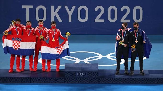 Tokió 2020 - Mektic és Pavic nyerte a horvát teniszezők házidöntőjét