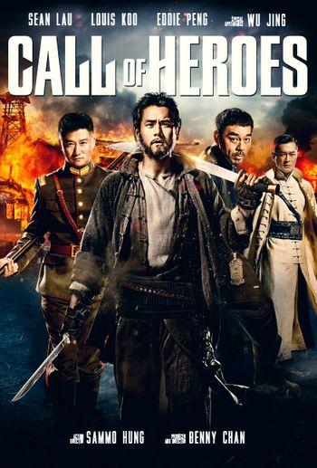 Call of Heroes (2016) BluRay Dual Audio [Hindi & Chinese] 1080p 720p 480p x264 HD | Full Movie