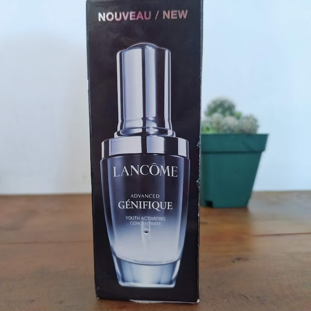 REVIEW Lancome Advanced Genifique Serum