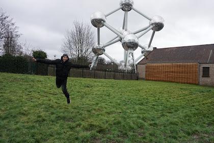 Saya Benar-Benar di Belgia, Ya Gak Seh?