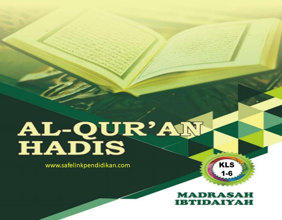 Soal PAS/UAS Al-Qur'an Hadis