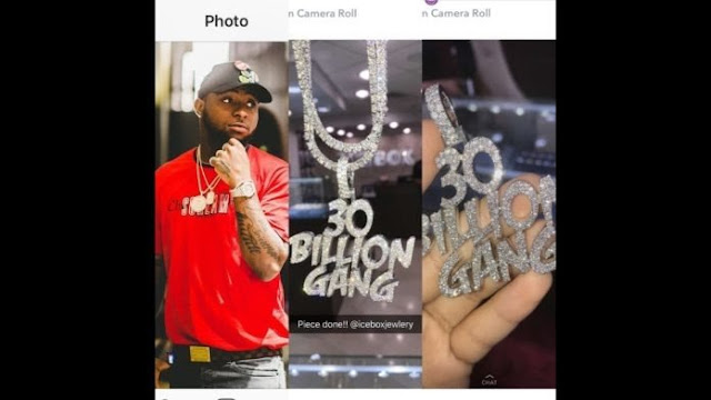 30 Billion Gang chain