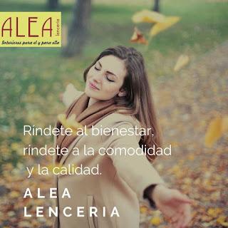 Alea Lenceria, compras acertadas