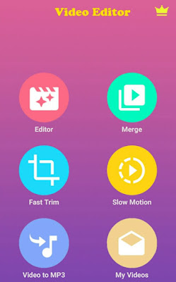 Video Editor is one of the best and free android video editor