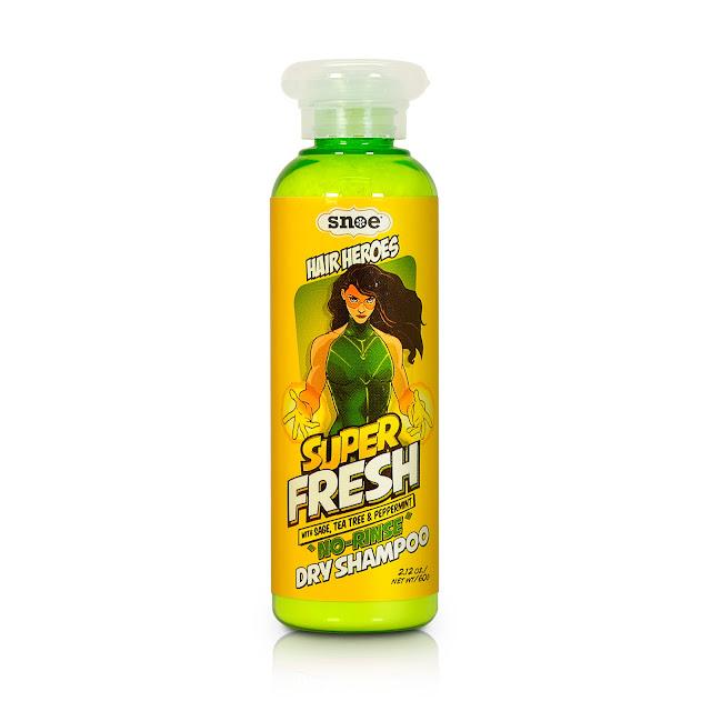 Snoe Beauty Dry Shampoo