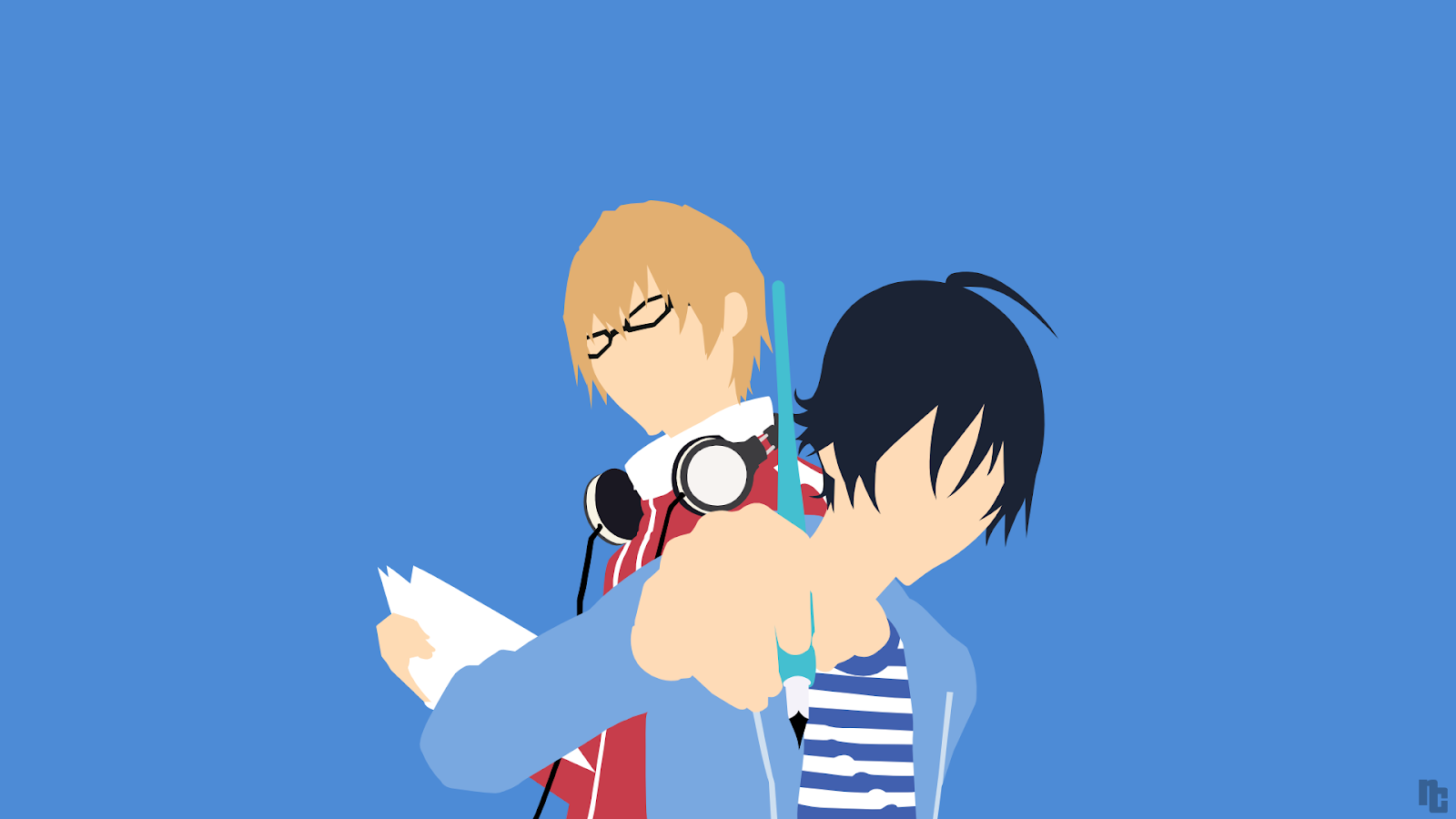Bakuman anime wallpapers