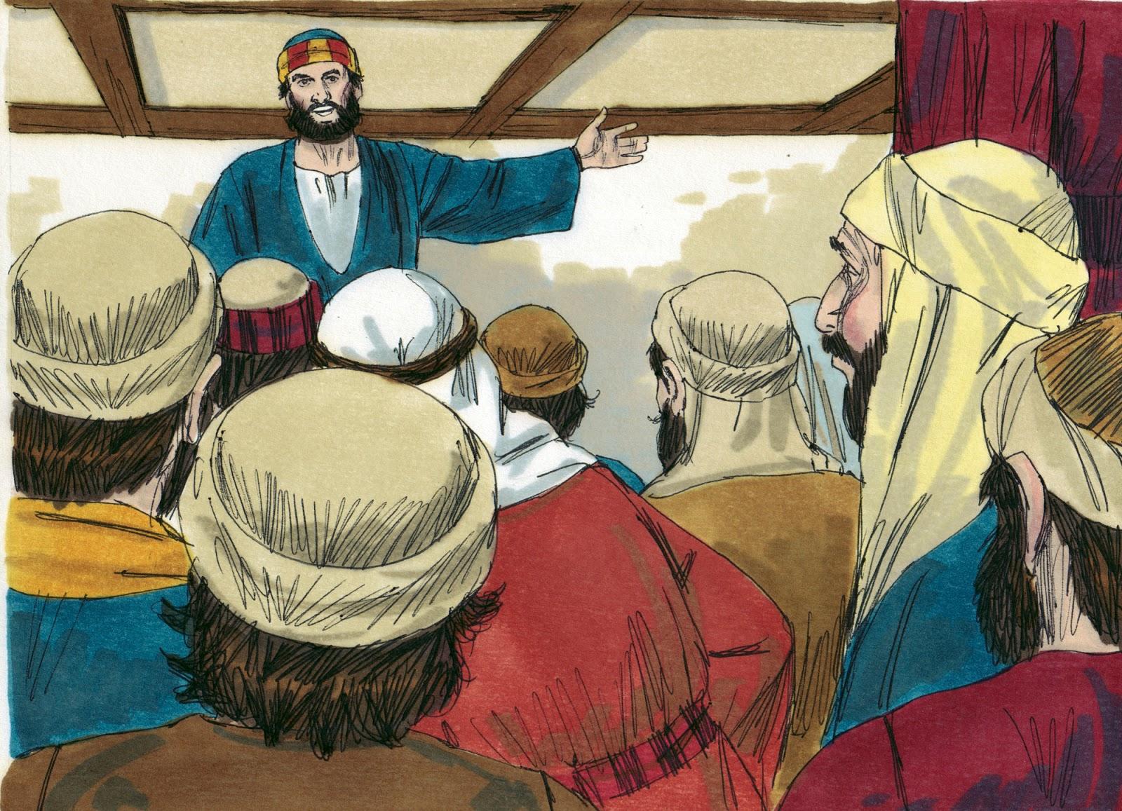 Chosen bible study lesson