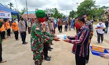 Pelda Suki Widodo: Masuk Melawi Tidak bawa Hasil Swab akan di Swab