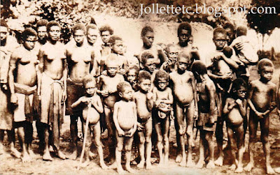 Natives in Samoa 1925  https://jollettetc.blogspot.com