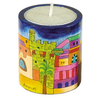 Yizkor Candle
