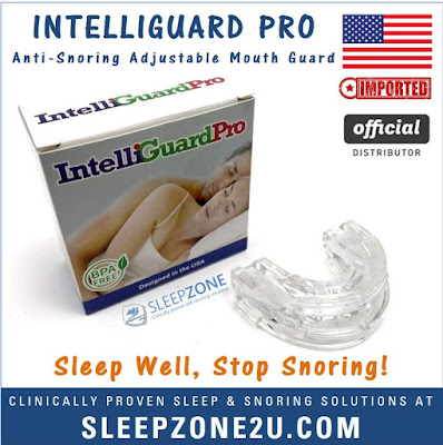 Intelliguard™ Pro Adjustable Mouth Guard