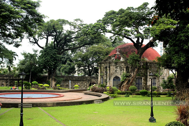 Paco Park and Cemetery