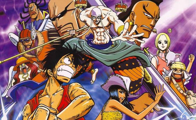 [Penso, Logo Digito] Skypiea: O Pior Arco de One Piece?