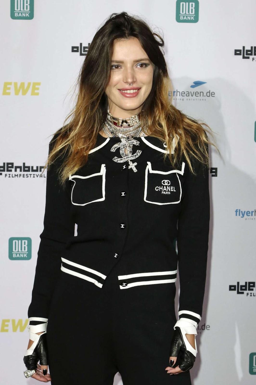 Bella Thorne – Her and Him Premiere at Filmfest Oldenburg