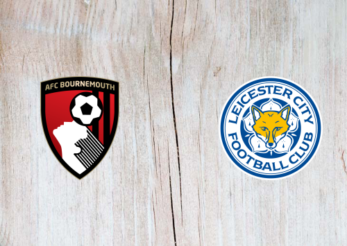 AFC Bournemouth vs Leicester City -Highlights 12 July 2020