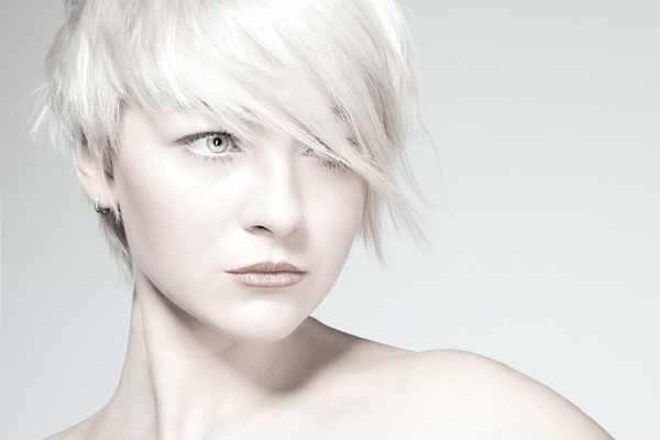 JMH Photography: High-key Portrait