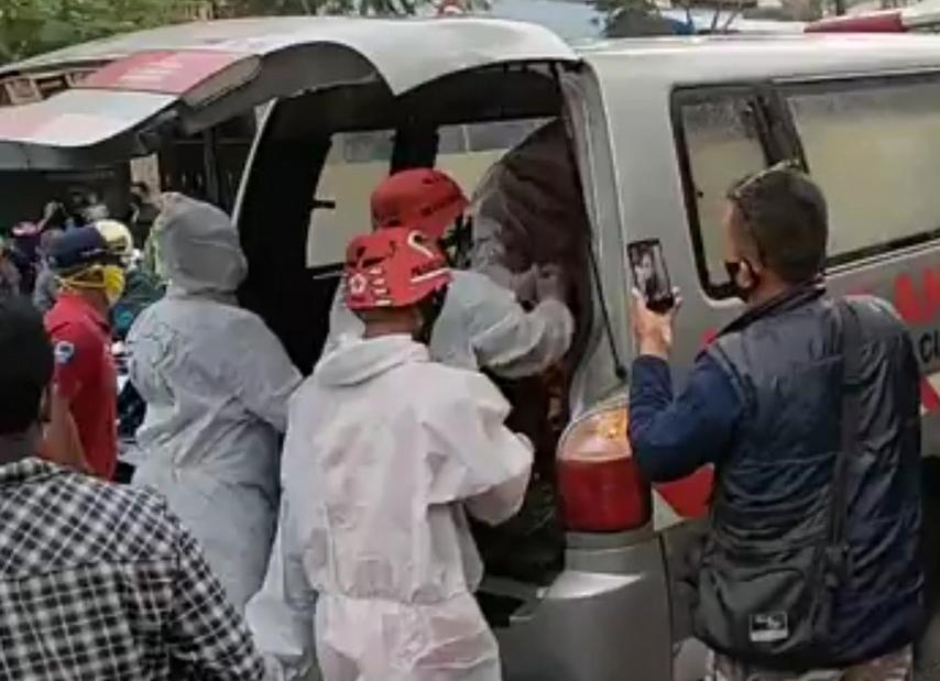 Warga Cianjur Temukan Mayat Sepasang Adik Kakak Sudah Membusuk Dalam Ruko