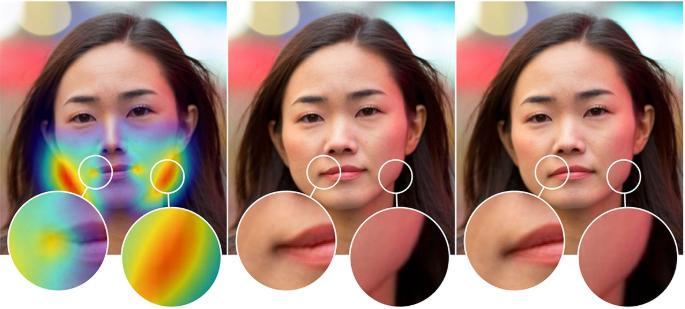 قامت Adobe بتصميم AI للحفاظ على وجوه Photoshopped اصلية