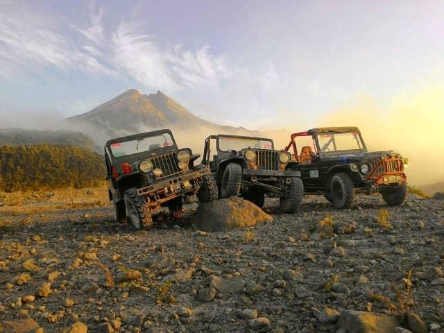 7 LOKASI WISATA OFFROAD INDONESIA | Yang Menantang Adrenalin