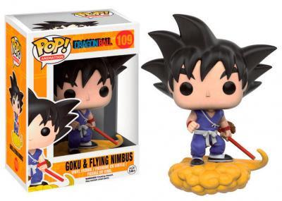 Cabezón Son Goku