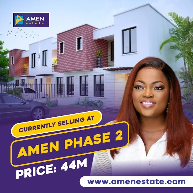 Finished 3 Bedroom Terrace Duplex in Amen Estate Phase 1