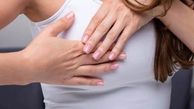 آلام الثدي - الأسباب والأعراض والعلاج بالتفصيل