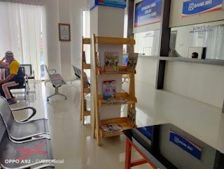 Menuju Polri Presisi, Kasat Lantas Polres Bone Sediakan Perpustakaan Mini di Satpas SIM