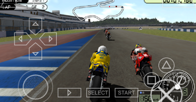 Download Moto GP ISO CSO Ukuran Kecil Android