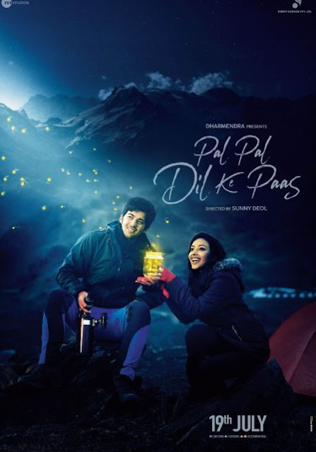 Pal Pal Dil Ke Paas First Look, Pal Pal Dil Ke Paas Movie Poster