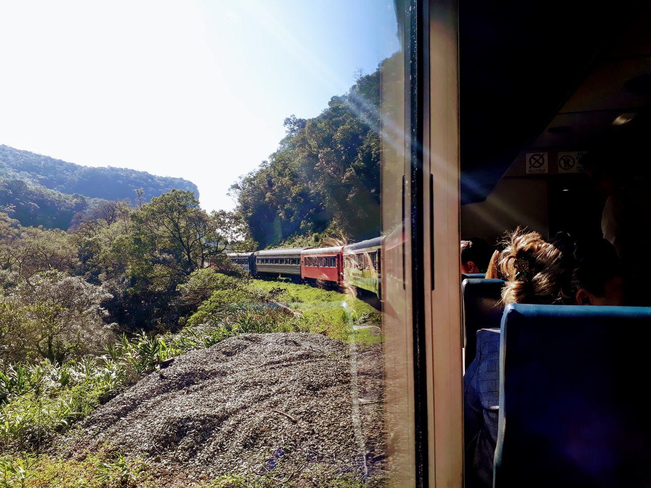 Passeio de trem a Morretes, Paraná