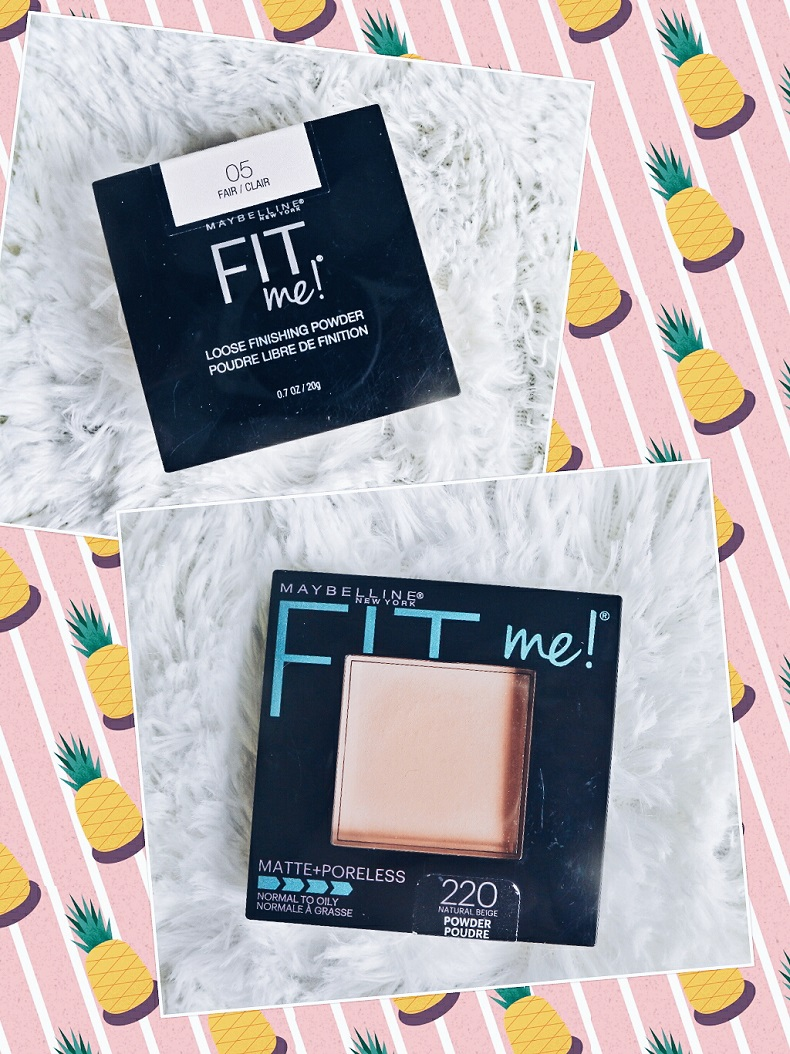 Fit Me Loose Finishing Powder by Maybelline #14
