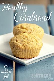 Healthy Cornbread Recipe Gluten Free