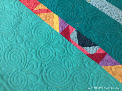 'Marmalade' digital quilt pattern, by Patricia E Ritter and Leisha Farnsworth