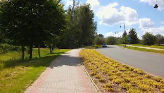 Droga w Polańczyku