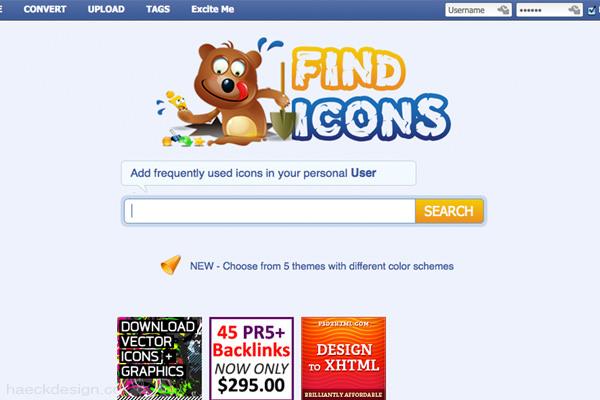 Situs Penyedia Icon Gratis Find Icons