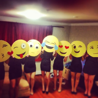 Creative Emoji Halloween Costumes