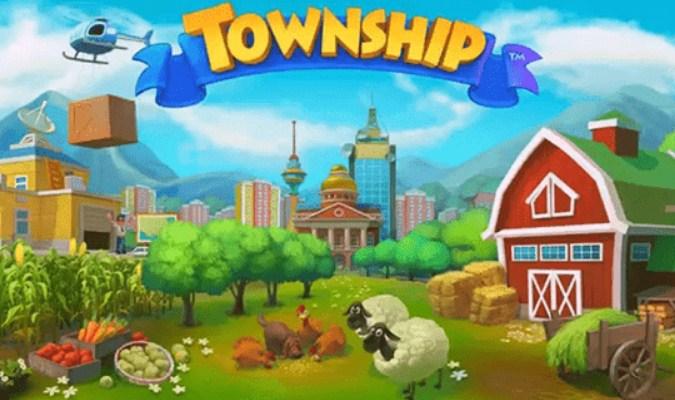 Game City Building Terbaik untuk Android - Township