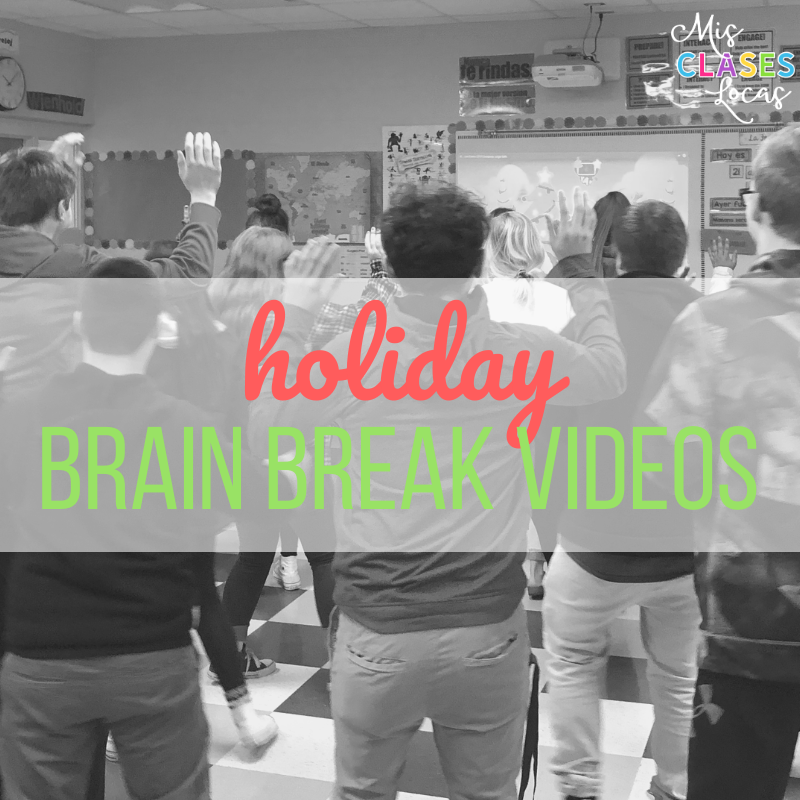 Quick Tip: 10 Holiday dance videos for any class - baile viernes navidad