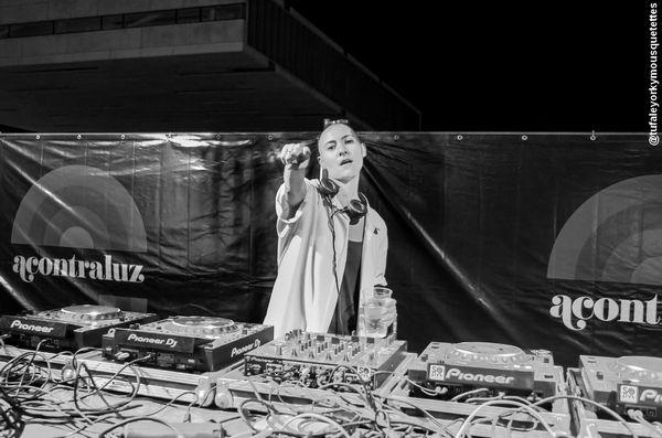 Sara Zinger au Festival Acontraluz 2019 / Blog Marseille