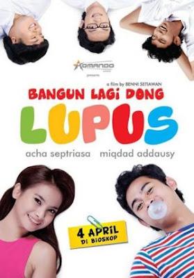 Bangun lagi Dong Lupus Poster