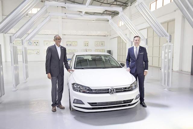 Novo VW Polo 2019