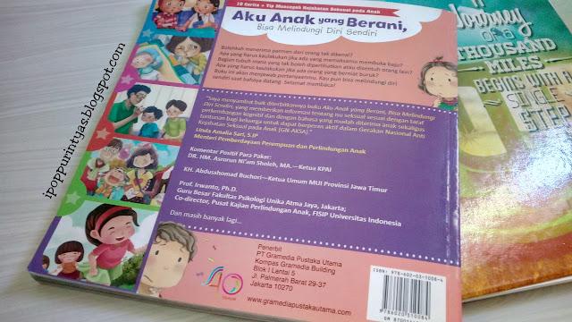 Aku Anak Berani, Back Cover