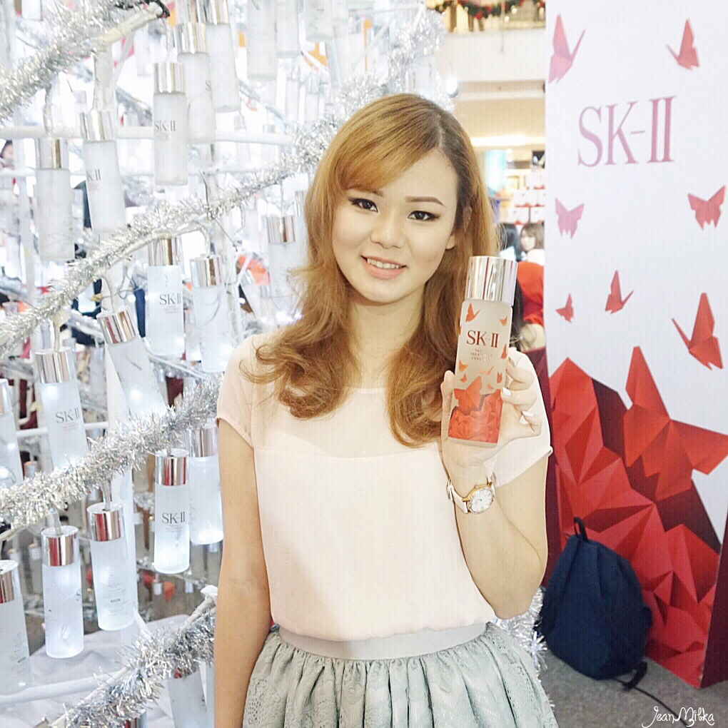 skii, sk ii, best gift, wings of change, limited edition, skin care, skii limited edition, skii gift, jeanmilka, jean milka, 2015